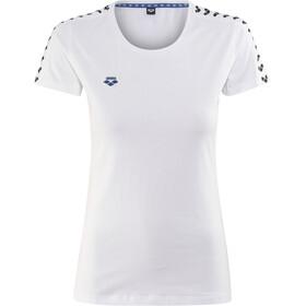 arena Team T-Shirt Donna, bianco